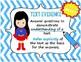 3rd Grade Florida (LAFS) ELA Standards - Superhero