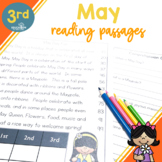 3rd Grade Fluency Passages for May