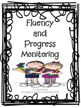 3rd Grade Fluency and Progress Monitoring