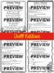 Focused Poetry 3rd Grade Bundle: Units 1 and 2