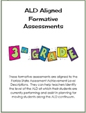 3rd Grade Formative Assessments Aligned to FSA Achievement