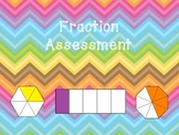 3rd Grade Fraction Assessment