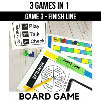 Fraction Games and Centers 3rd Grade