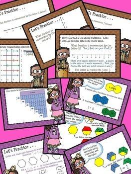 3rd Grade Fractions