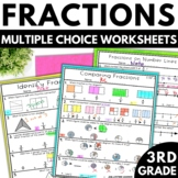 Fraction Worksheets - 3rd Grade Math Worksheets