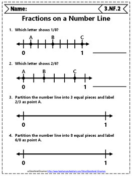 3rd Grade Fractions Worksheets: 3rd Grade Math Worksheets ...