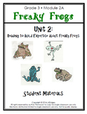 3rd Grade Frogs Module Printables: Unit 2