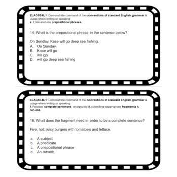 3rd Grade GPS Social Studies CRCT Review