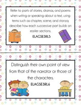 3rd Grade GSE (Standards for posting) ELA and Social Studies