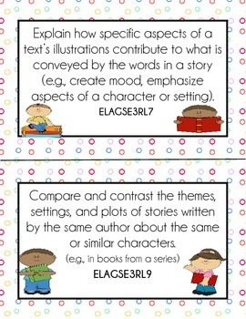 3rd Grade GSE (Standards for posting) ELA and Social Studies