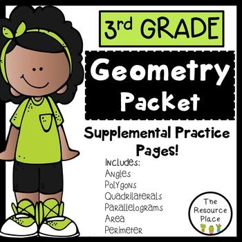 3rd Grade Geometry