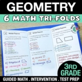 3rd Grade Geometry Printable Booklets & Digital Math Works