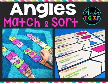 3rd Grade Geometry - Angles