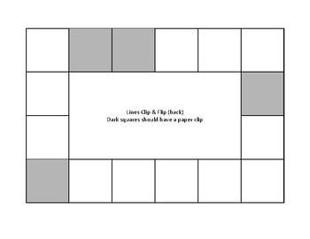3rd Grade Geometry Clip & Flip Boards (self checking)