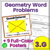 3rd Grade Geometry Worksheets: Content, Practice, & No-Pre
