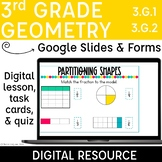 3rd Grade Geometry Digital Resources for Distance Learning