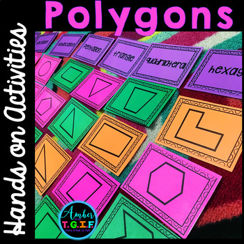 3rd Grade Geometry - Polygons
