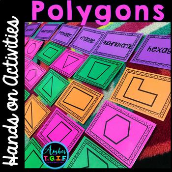 Polygon Sort  - 3rd Grade Geometry