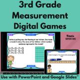 3rd Grade Measurement Test Digital Games