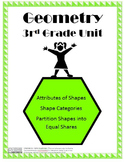 3rd Grade Geometry Unit/Shape Unit