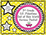 3rd Grade Georgia Milestone / CRCT Review Packet