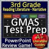 3rd Grade Georgia Milestones Test Prep EOG Literature/Narrative Review Game GMAS