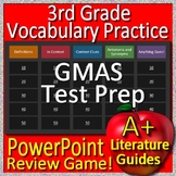 3rd Grade Georgia Milestones Test Prep EOG Vocabulary Review Game for GMAS
