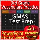 3rd Grade Georgia Milestones Test Prep EOG Vocabulary Review Game for GMAS