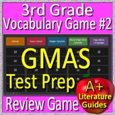 3rd Grade Georgia Milestones Test Prep Reading Vocabulary Review Game #2 - GMAS