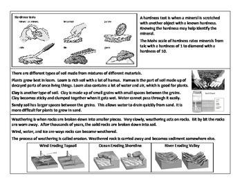 3rd Grade Georgia Science Milestones Study Guide
