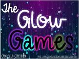 3rd Grade Glow Math Centers Black Light Math