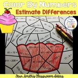 3rd Grade Go Math 1.8 Rounding to Estimate Differences Col