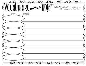 3rd Grade Go Math Centers - Chapter 1
