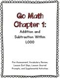 3rd Grade Go Math Chapter 1 Supplemental Materials
