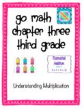 3rd Grade Go Math Chapter 3