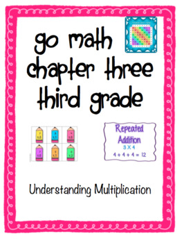 3rd Grade Go Math Chapter 3