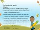 3rd Grade Go Math! Ch. 3 Essential Questions and Journal P