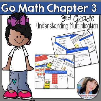 3rd Grade Go Math Chapter 3 Multiplication Strategies