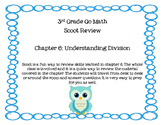 3rd Grade Go Math Chapter 6 Scoot Review