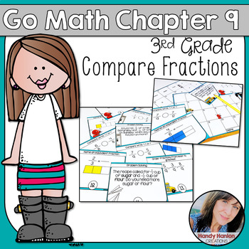 3rd Grade Fractions Activity