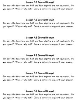 3rd Grade Go Math Chapter 9 Supplemental Materials