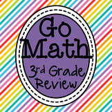 3rd Grade Go Math | Weekly Review | Whole Year