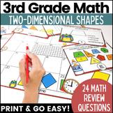 3rd Grade Go Math Chapter 12