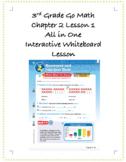 3rd Grade GoMath Interactive Flip Chart Ch. 2 Lesson 1