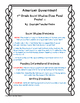 3rd Grade Government Close Read Packet