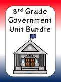 3rd Grade Government Unit Bundle