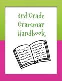 3rd Grade Grammar Handbook