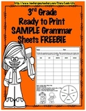 Parts of Speech Game- FREEBIE of the WEEK