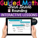 3rd Grade Math Rounding 3.NBT.1 -Google Classroom
