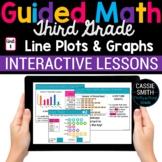 3rd Grade Math Line Plots and Graphs 3.MD.3 3.MD.4 -Google